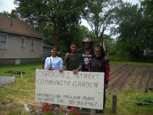Garden June 20126